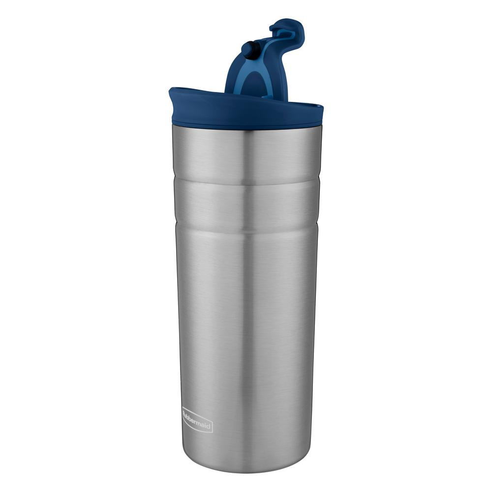 0c5b0331f49 Flip Lid Vacuum Thermal 16 oz. Nautical Water Bottle