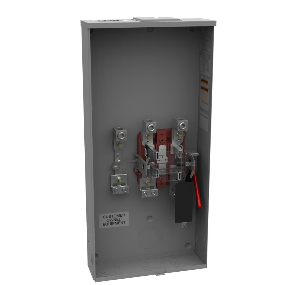 Prime Milbank 320 Amp Ringless Overhead Underground Meter Socket R5740 X Wiring Digital Resources Sapebecompassionincorg