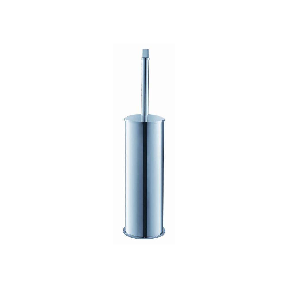 fresca glorioso chrome toilet brush holder in chrome. Black Bedroom Furniture Sets. Home Design Ideas