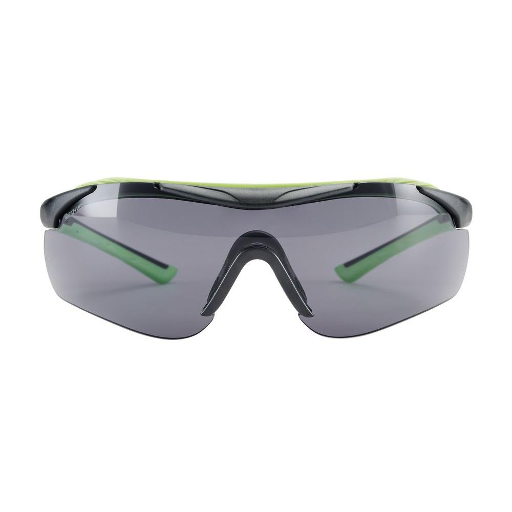 3M Sports Inspired Design Grey Frame with Tinted Anti-Fog Lenses Performance Safety Glasses