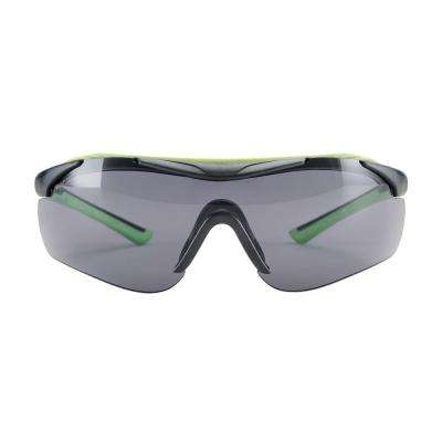 Sports Inspired Design Grey Frame with Tinted Anti-Fog Lenses Performance Safety Glasses (Case of 4)