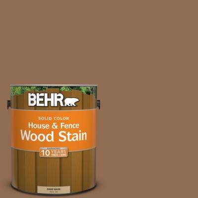 1 gal. #N250-6 Split Rail Solid House and Fence Wood Stain
