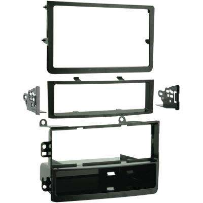 2006-2008 Nissan 350z Single or Double DIN Installation Kit