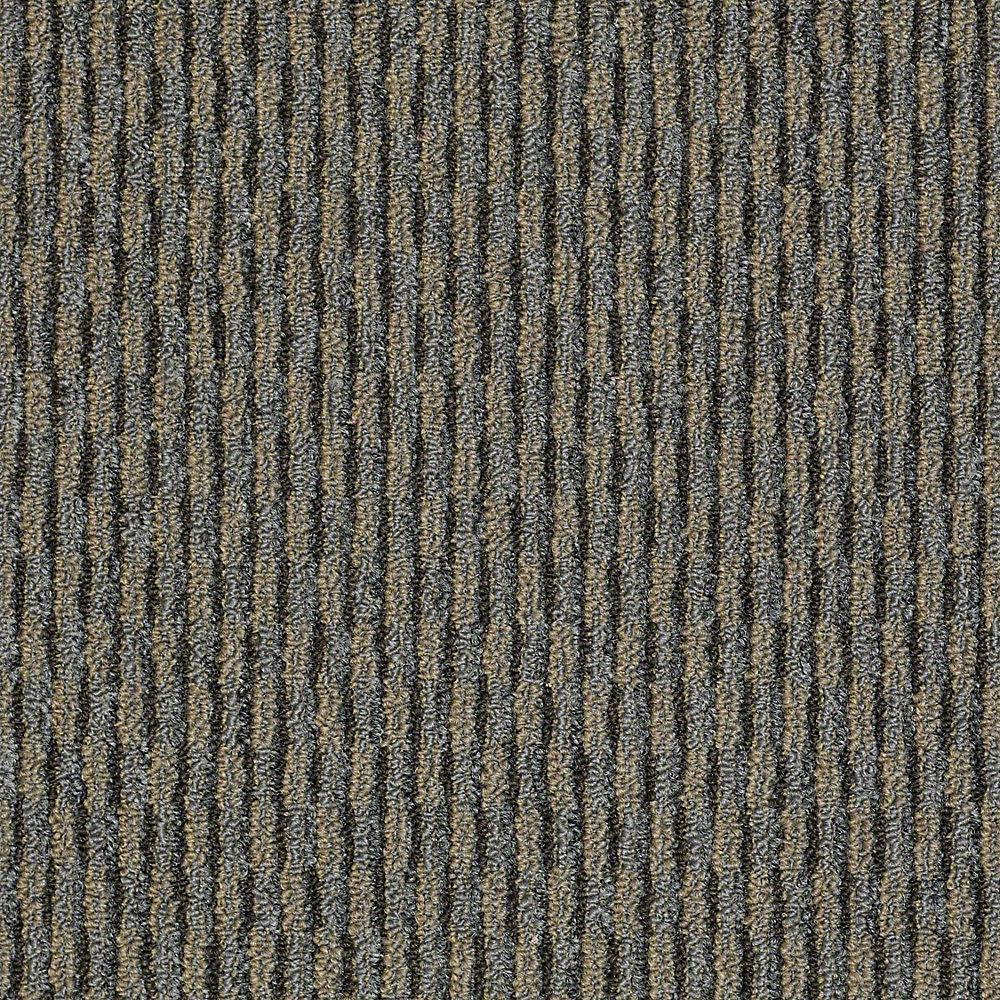 Carpet Sample - Morro Bay - In Color Gun Smoke 8 in. x 8 in.