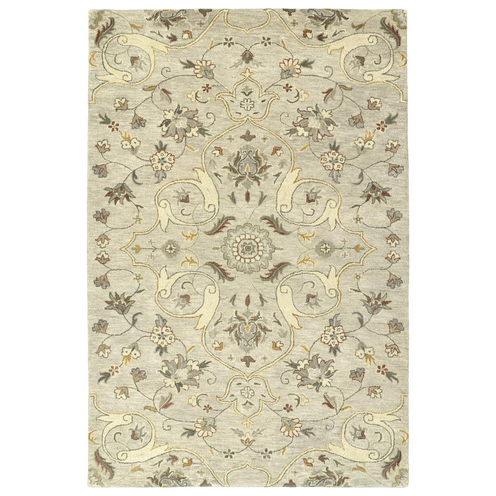 Kaleen Helena Turquoise Area Rug Reviews: Kaleen Helena Mushroom 9 Ft. X 12 Ft. Area Rug-3213-107