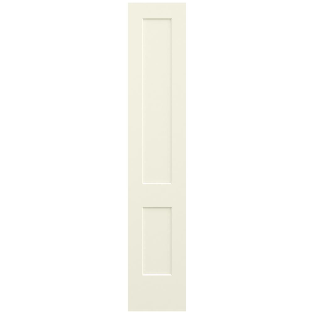 20 in. x 96 in. Monroe Vanilla Painted Smooth Solid Core