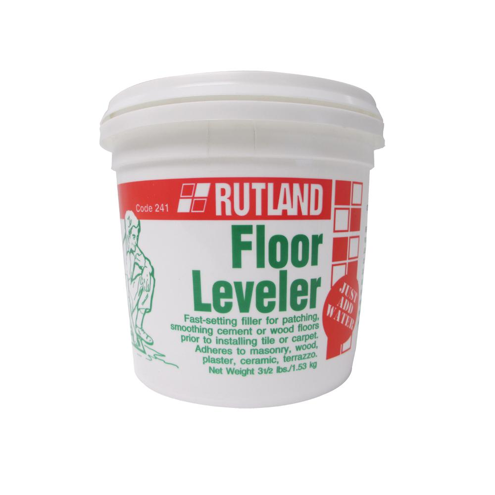 Rutland 3-1/2 lbs. Floor Leveler Tub