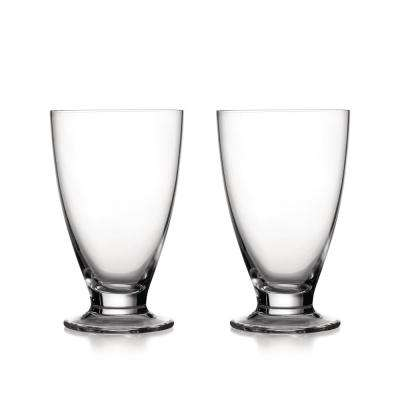 Skye 14 oz. Glass Highball Tumblers (2-Pack)
