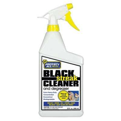 Protect All 32 oz. Black Streak Cleaner and Degreaser Spray