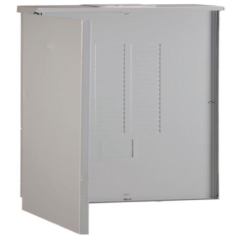 PowerMark Gold 200 Amp 40-Space 40-Circuit Outdoor Main Lug Circuit Breaker Panel