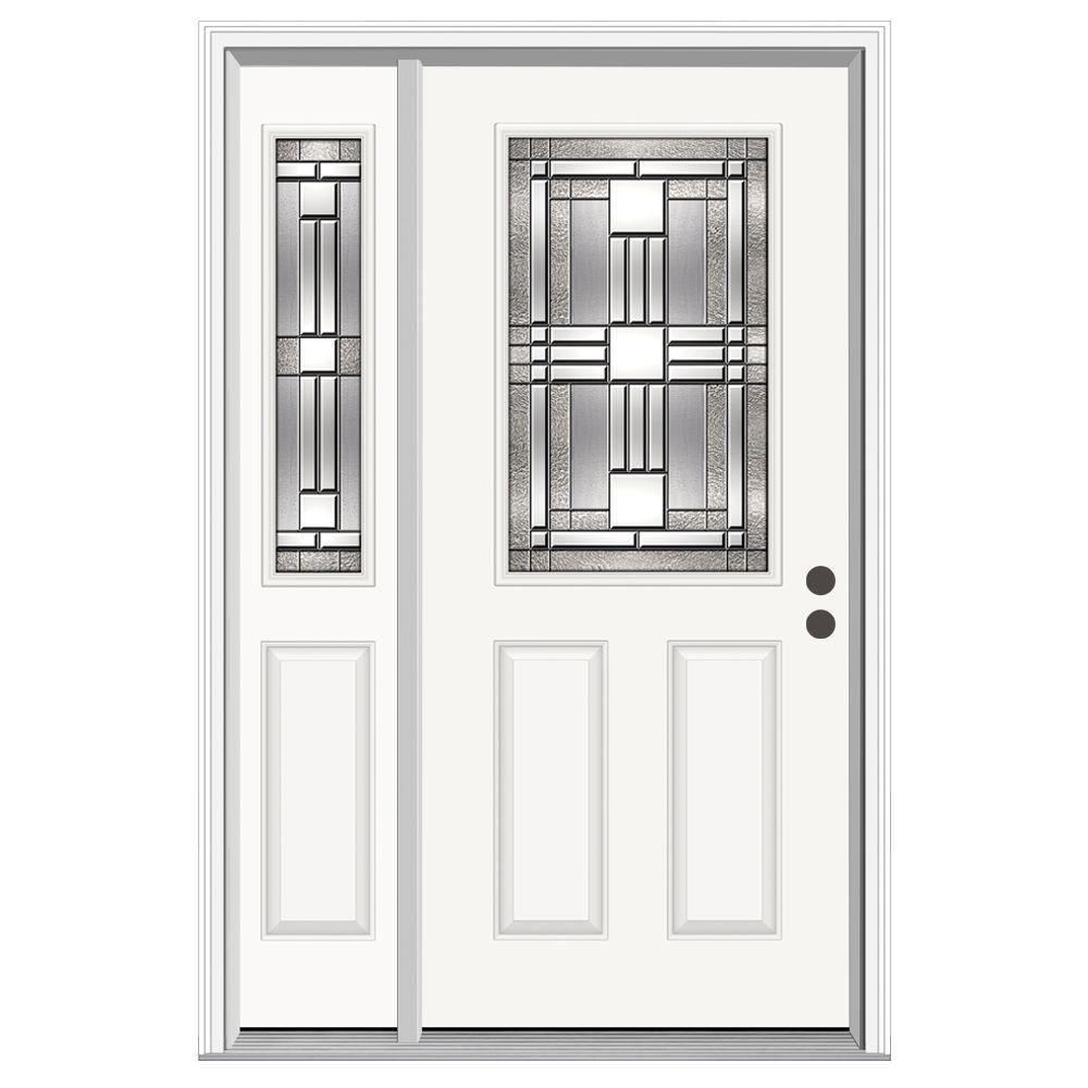 Upc 733244213195 doors with glass jeld wen doors for Home depot steel doors with glass