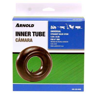 Replacement Inner Tube for 4.00 x 6.00 Tire with 6 in. Rim