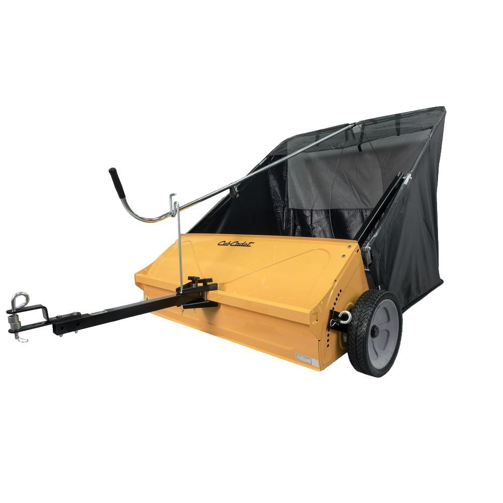 Cub Cadet 44 in. 25 cu. ft. Tow-Behind Lawn Sweeper
