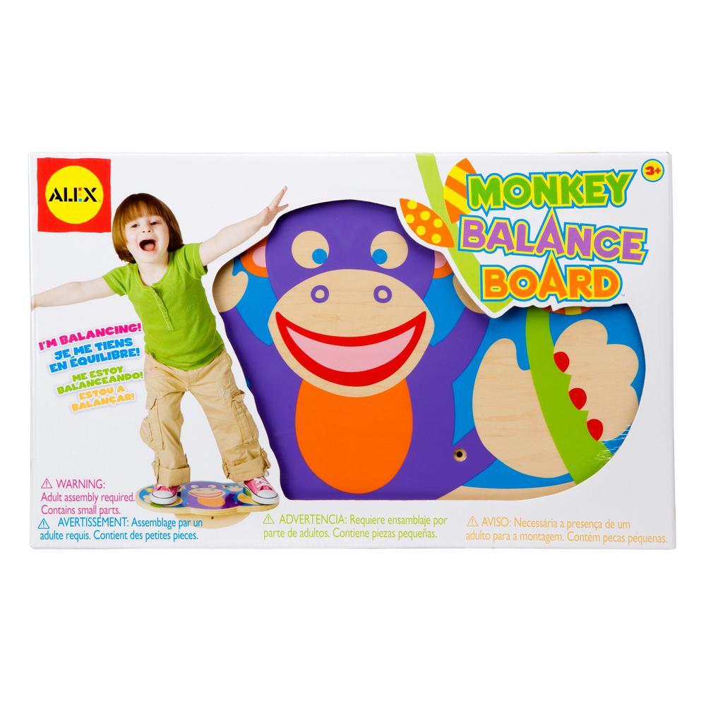 Active Play Monkey Balance Board