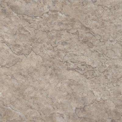 Ridgeway II Beige 12 in. x 12 in. Residential Peel and Stick Vinyl Tile Flooring (45 sq. ft. / case)