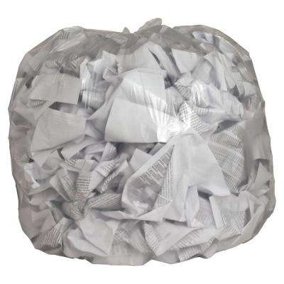 45 Gal. Clear Trash Can Liners (250-Count)