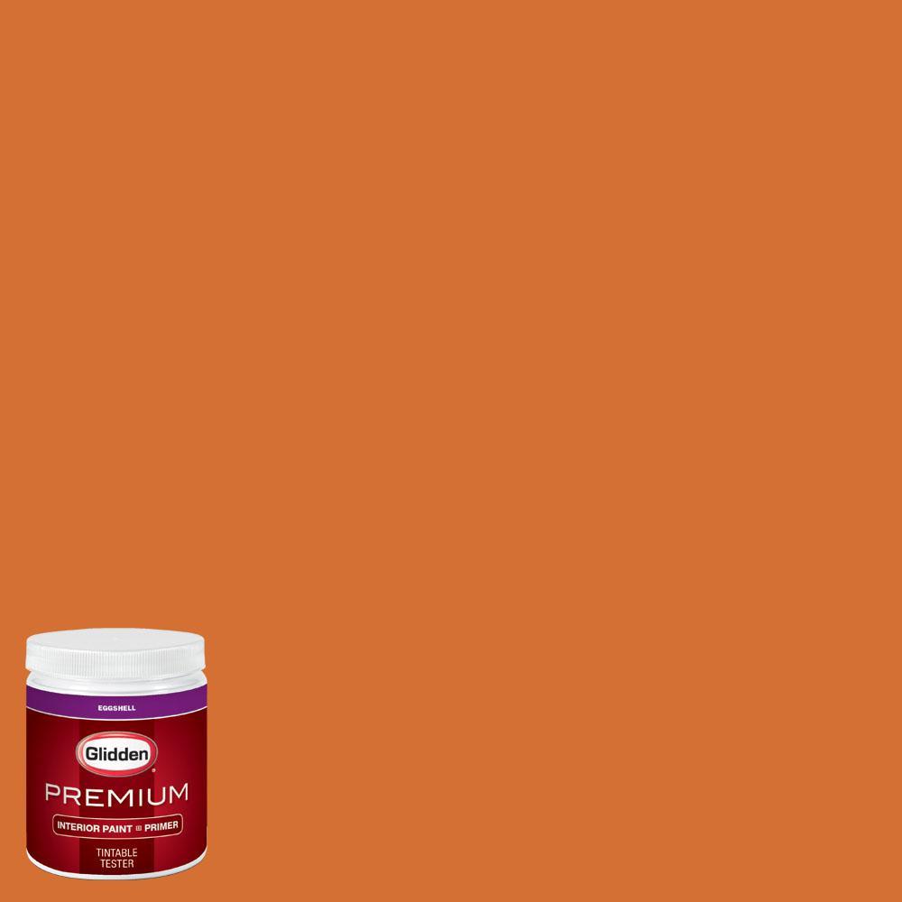 Glidden Premium 8 Oz Bb 044g Houston Astros Light Orange