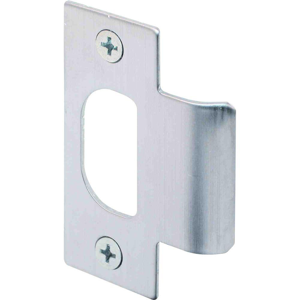 Prime Line Stainless Steel T Strike Plate E 2299 The