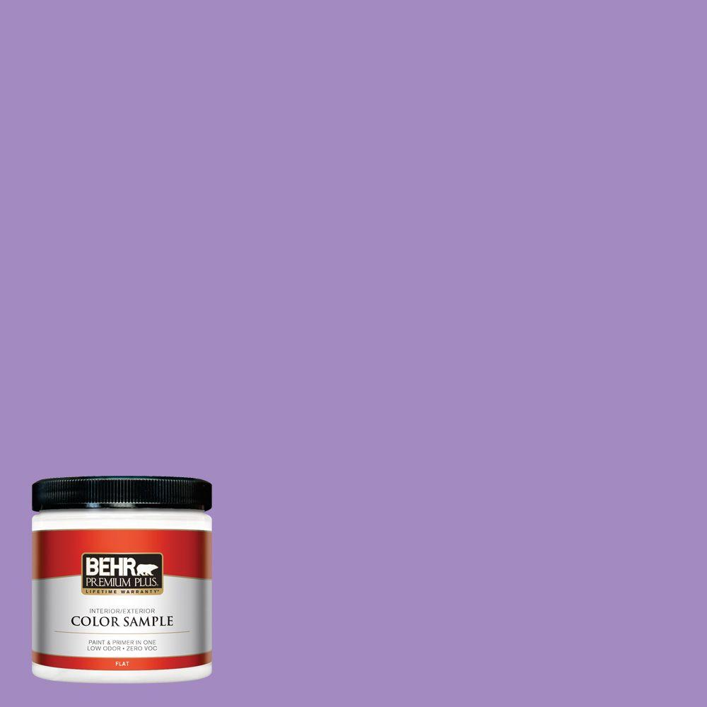 8 oz. #P570-4 Classic Bouquet Interior/Exterior Paint Sample