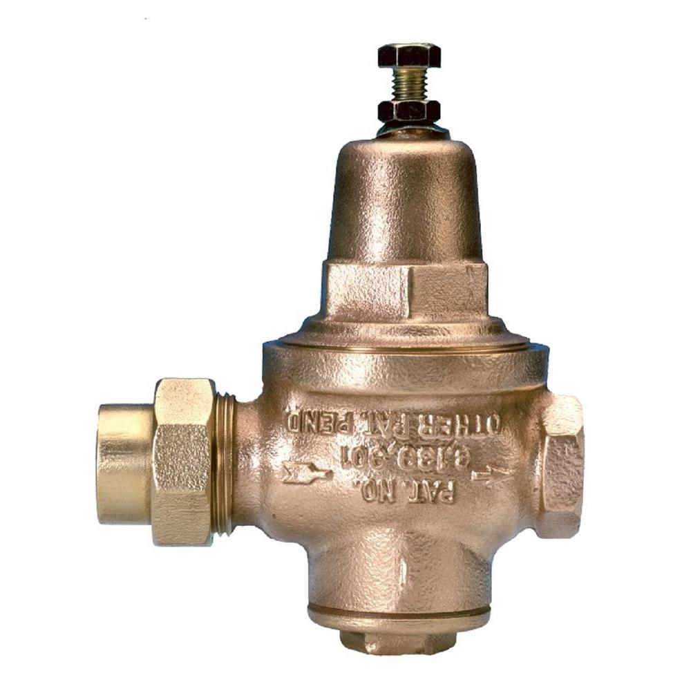 Zurn 1 in. Water Pressure Reducing Valve