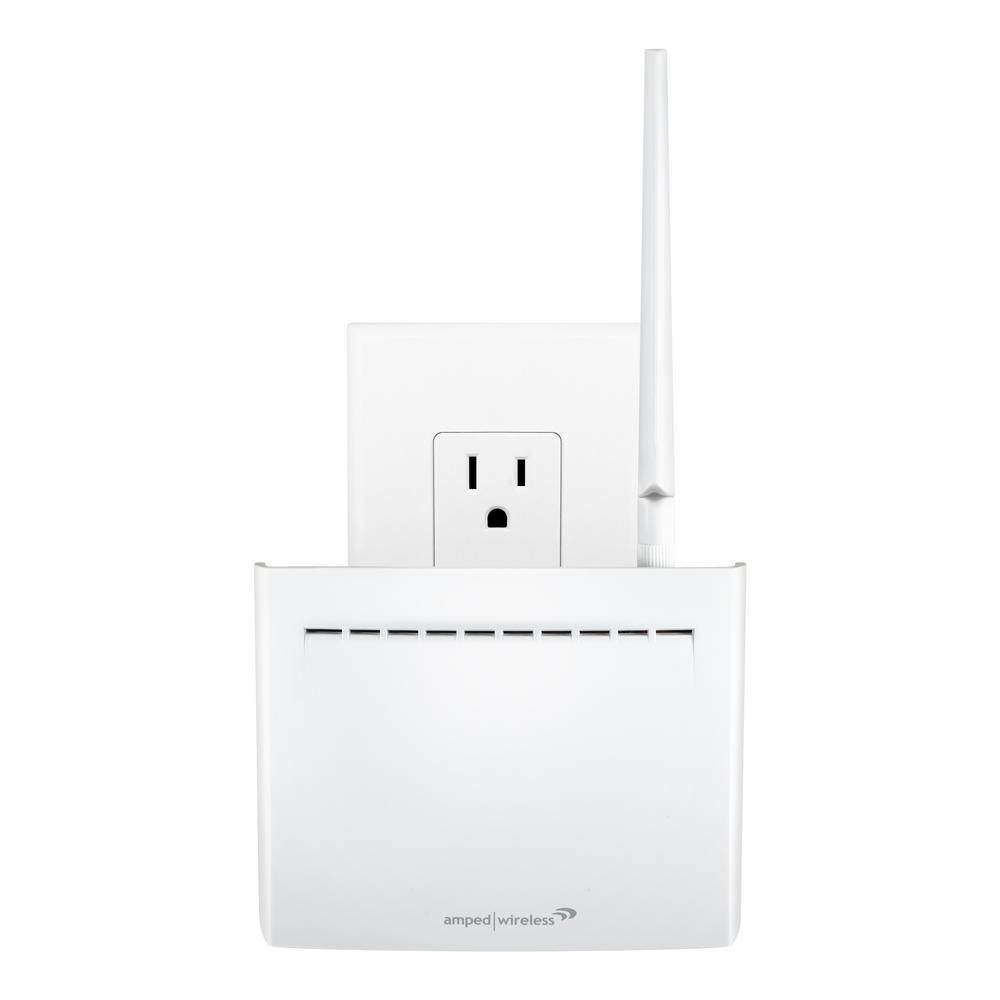 High Power AC1200 Plug-In Wi-Fi Range Extender