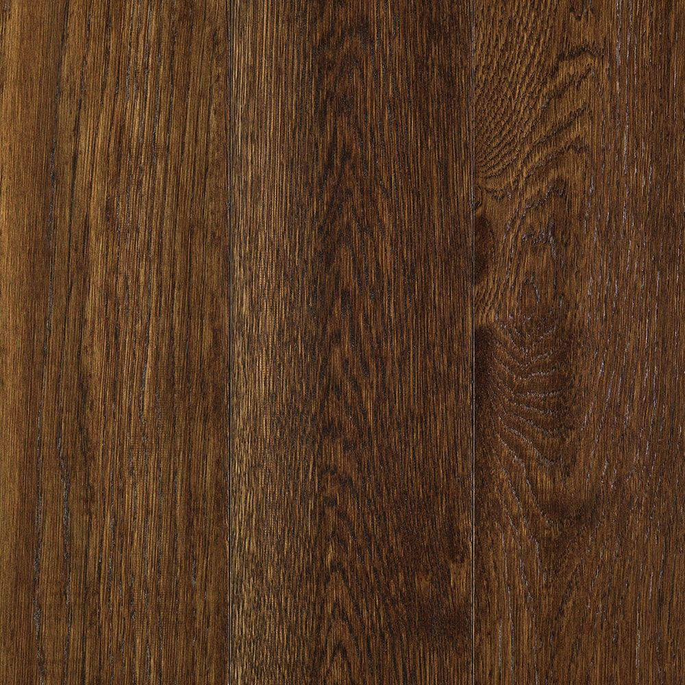 Mohawk yorkville barrel oak 3 4 in thick x 5 in wide x for Hardwood floors 1000 square feet