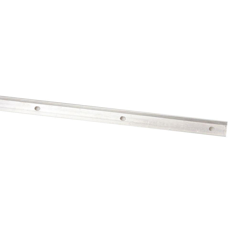 Gentite 1 In X 10 Ft Termination Bar Gttbar110 The Home Depot
