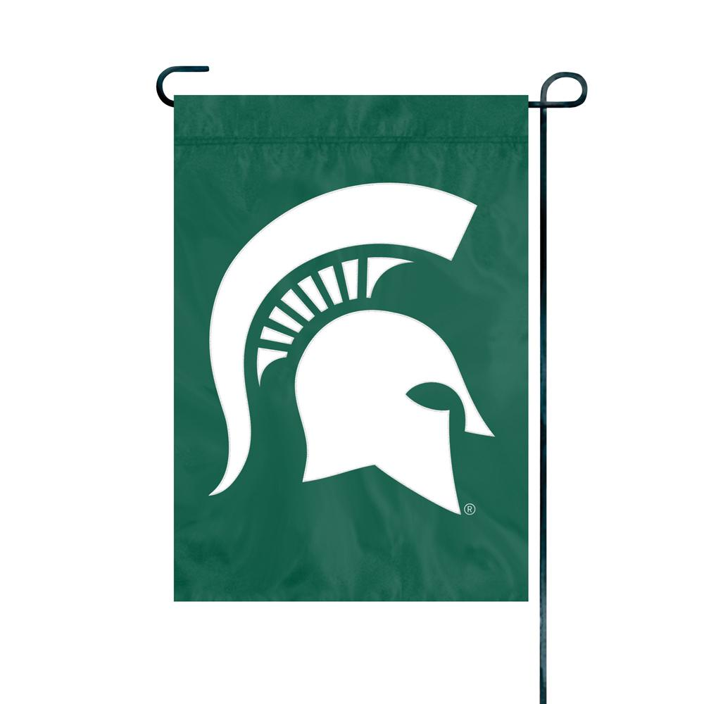 1 ft. x 1.5 ft. Nylon Michigan State Spartans Premium Garden