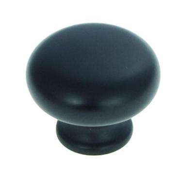 Cottage 1-1/8 in. Oil-Rubbed Bronze Cabinet Knob