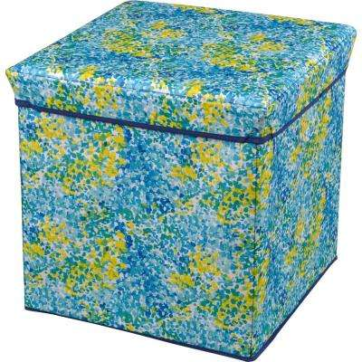 Multi Colored Collapsible Storage Trunk