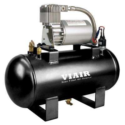 2 Gal. 120 psi 12-Volt Fast-Fill Air Source Kit
