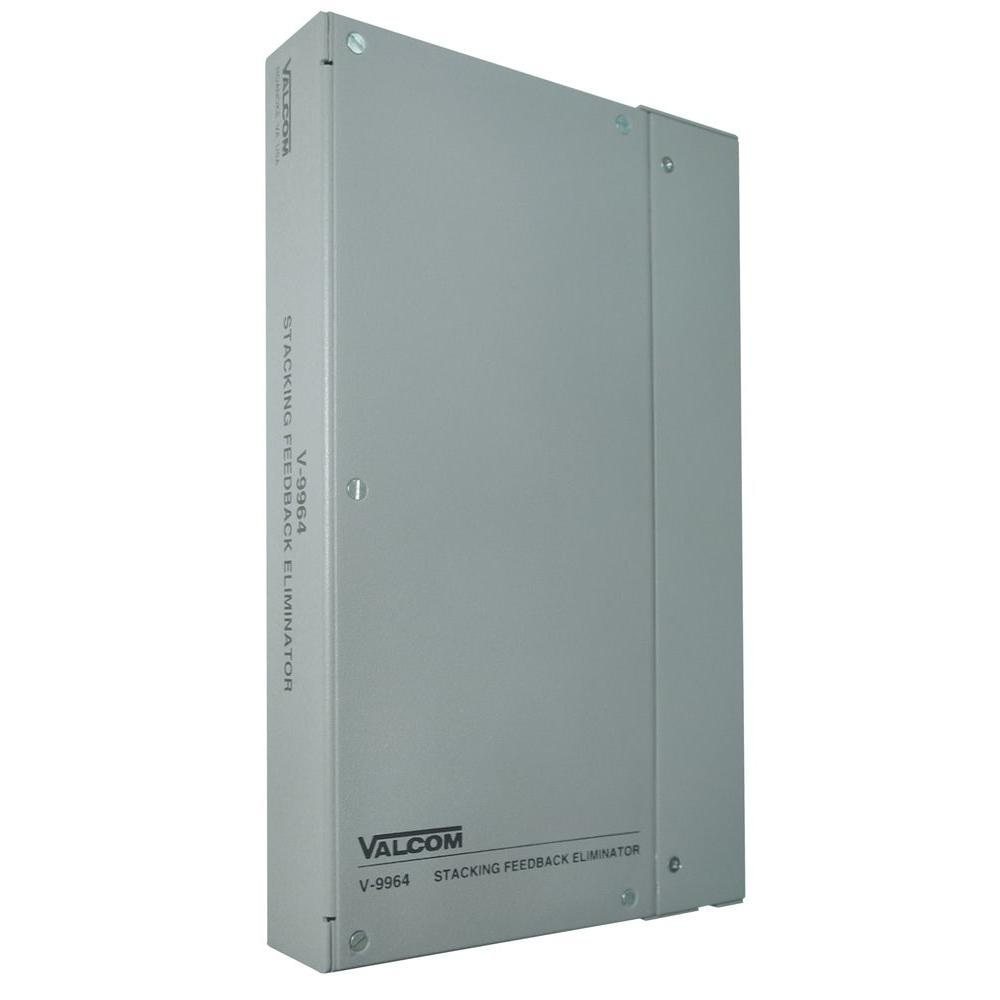 Valcom Stacking Feedback Eliminator