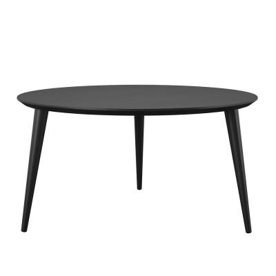 Holbrook 18 in. Black Coffee Table