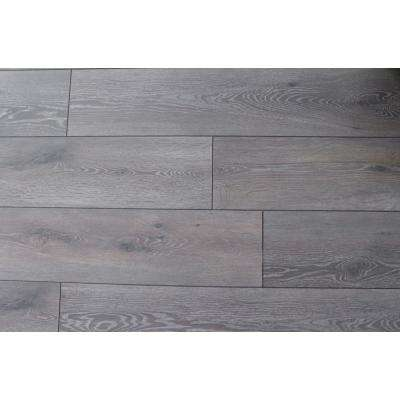 Breckenridge Oak 12mm Thick x 8.03 in. Wide x 47.64 in. Length Laminate Flooring (15.94 sq. ft. / case)