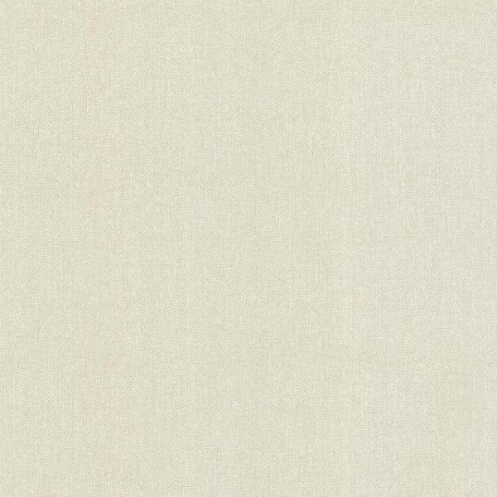 Brewster Albin Beige Linen Texture Wallpaper Sample 499-20005SAM