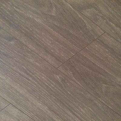 Grey Oak 12 mm Thick x 5.71 in. Wide x 48 in. Length Click-Locking Laminate Flooring Plank (13.2743 sq. ft. / case)