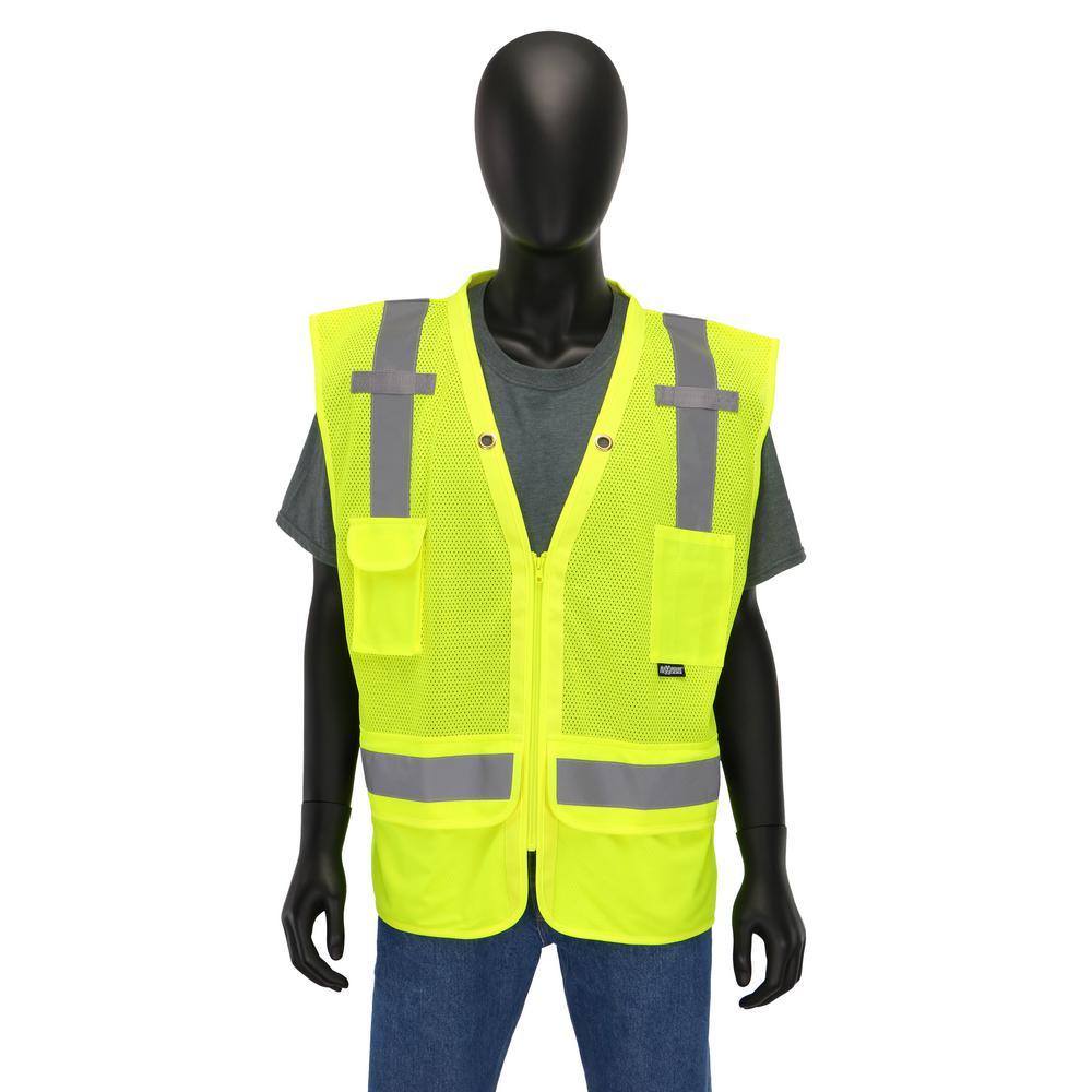 Hi-Vis Surveyors Vest