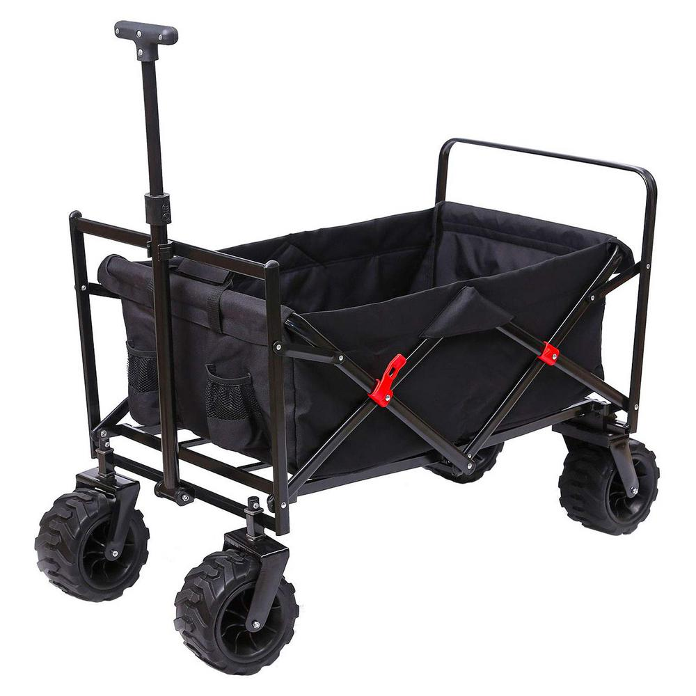 Shade Amp Beyond 7 Cu Ft Steel Outdoor Folding Wagon In