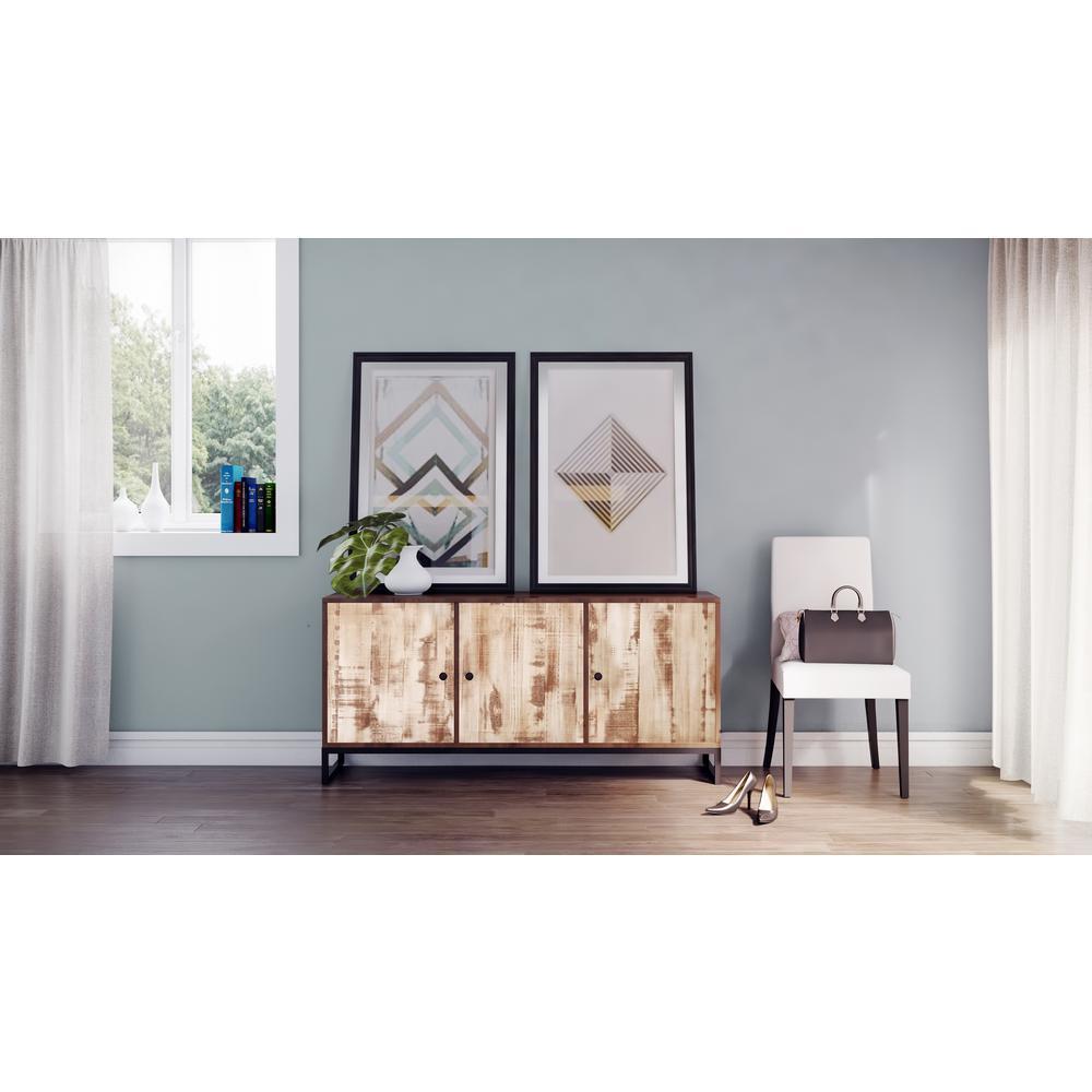 Artefama Furniture Doppo Old White Buffet