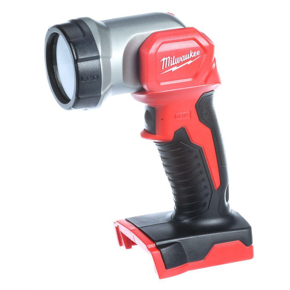 Milwaukee Work Light Uk: MILWAUKEE LED Cordless Work Light 18 Volt Rechargeable