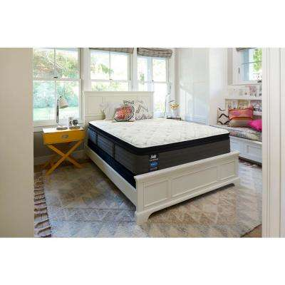 Response Performance 14 in. Queen Plush Euro Pillow Top Mattress