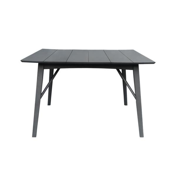 Macon 36.5 in. Grey Counter Table