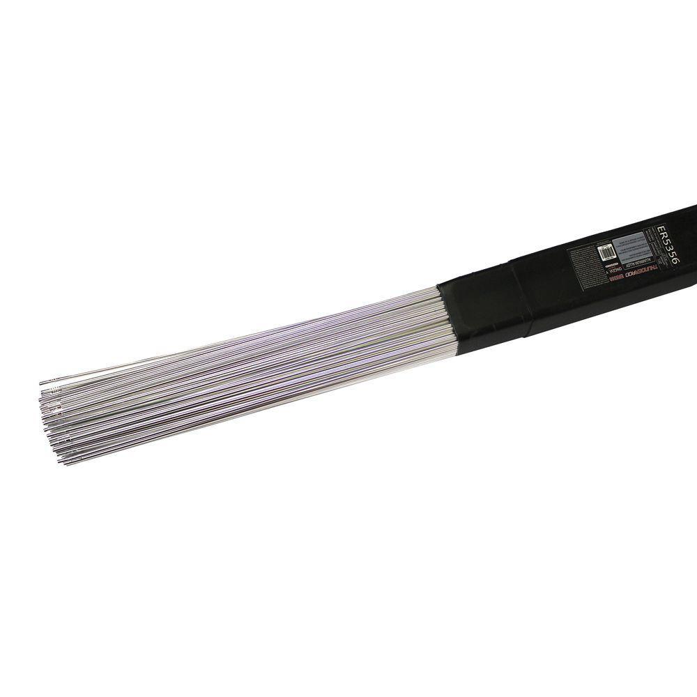 ER5356 1/8 in. Thunder Rod TIG Filler 11 lb. Wire