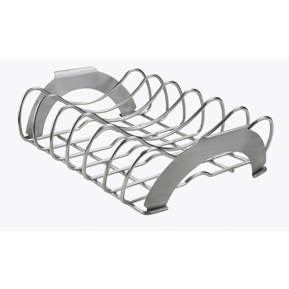 Pro Stainless Steel Rib/Roast Rack