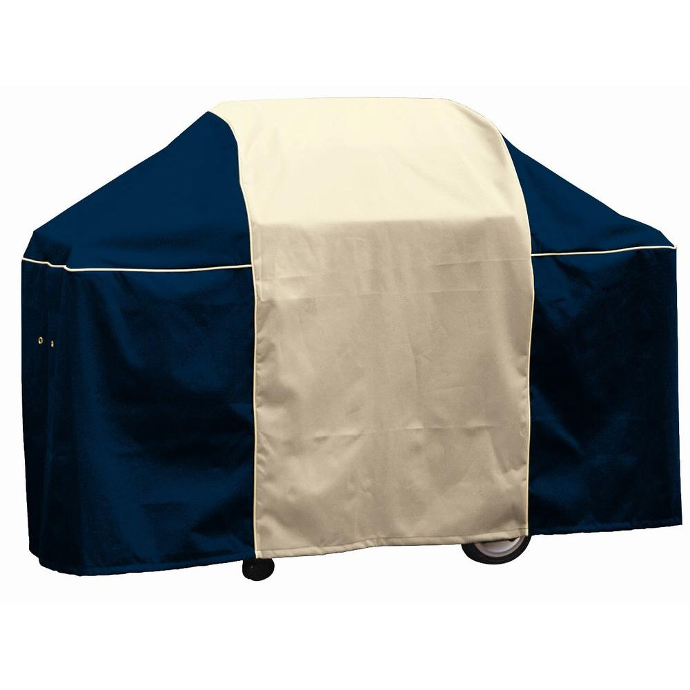 Char-Broil 65 in. Artisan Blue Grill Cover