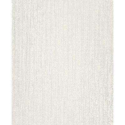 Lize White Weave Texture Wallpaper Sample
