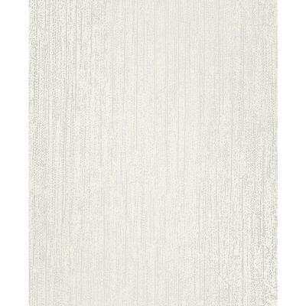 Lize White Weave Texture Wallpaper Sample