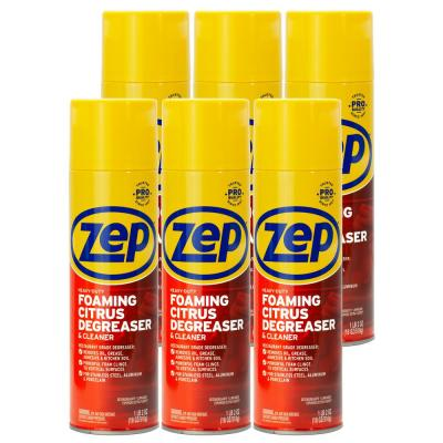 18 oz. Heavy-Duty Foaming Degreaser (Case of 6)