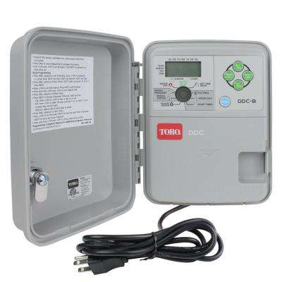 DDC Indoor/Outdoor 8-Station Controller