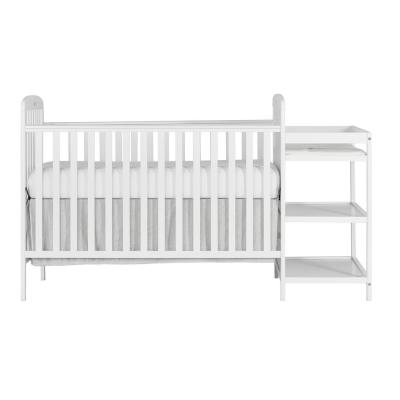 Anna White 4 in 1 Full Size Crib and Changing Table Combo